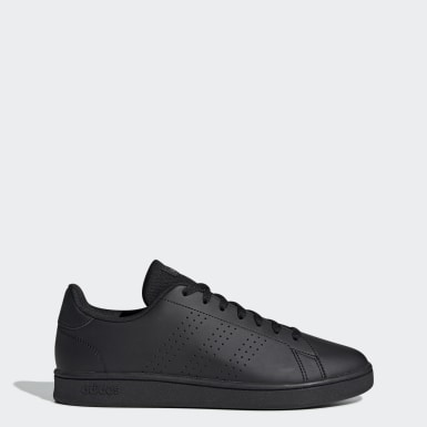Tenis Advantage Base Negro Hombre Sport Inspired