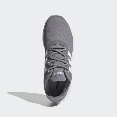 Zapatillas Lite Racer 2.0 RBN Plomo Hombre Diseño Deportivo