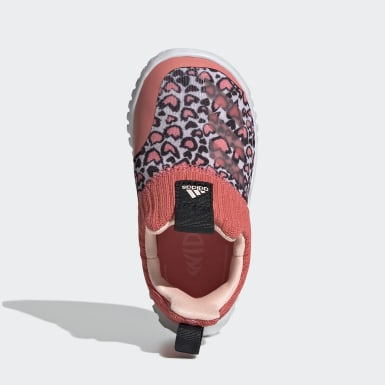 Dívky Trénink růžová Obuv RapidaZen