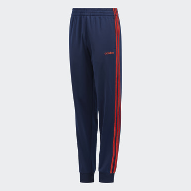 Children Training Blue Tricot Joggers