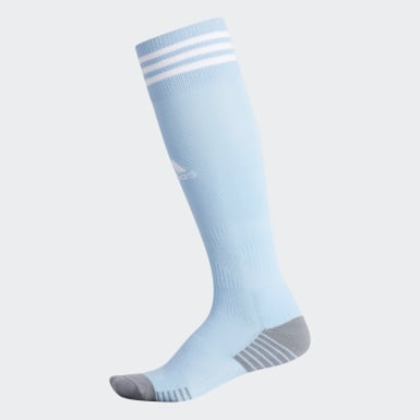 Soccer Blue Copa Zone Cushion 4 Socks