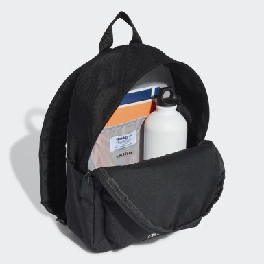 Originals สีดำ กระเป๋าเป้ทรงคลาสสิก Adicolor ขนาดเล็ก