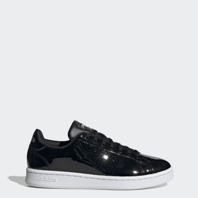 Women's Essentials Black Advantage Shoes