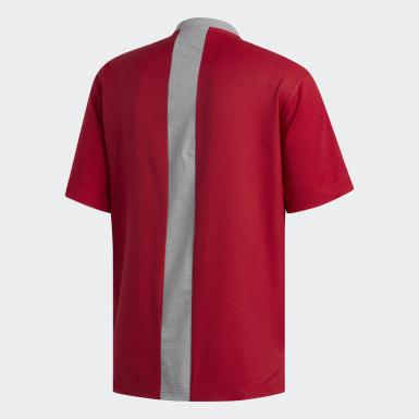 Men's Baseball Red Fielder's Choice 2.0 Jacket