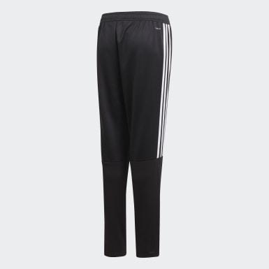 Pantalón SERE19 TRG (UNISEX) Negro Niño Fútbol
