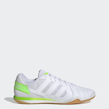 Chaussure Top Sala Blanc Football