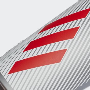серебряный Футбольные щитки X Lite