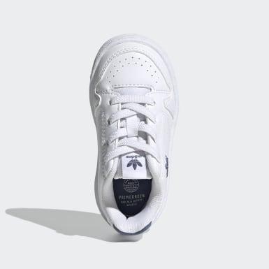 Chaussure NY 90 Blanc Enfants Originals