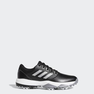 Kinder Golf CP Traxion Schuh Schwarz