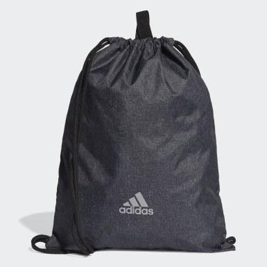 Running Black Running Gym Bag
