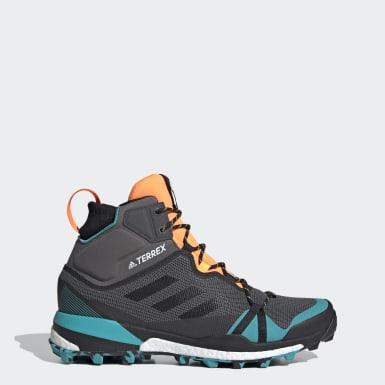 Chaussure de randonnée Terrex Skychaser LT Mid GORE-TEX gris Hommes De Plein Air