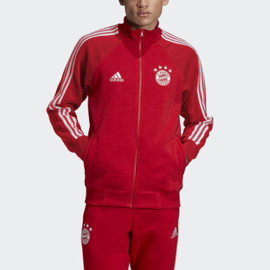 Heren Voetbal Rood FC Bayern München Icons Jack