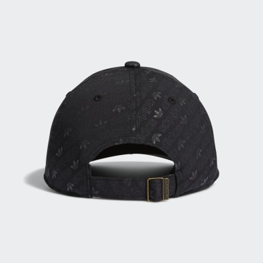 Men's Originals Black Reflective Monogram Hat