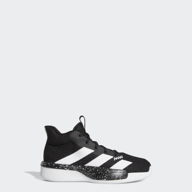 Children Basketball Black Pro Next Shoes