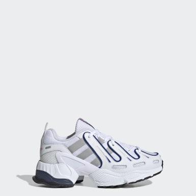 เด็ก Originals สีขาว รองเท้า EQT Gazelle