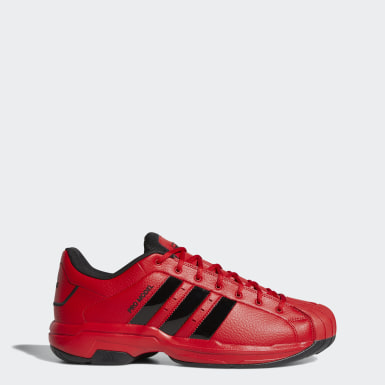 Basketball Red Pro Model 2G Low Shoes