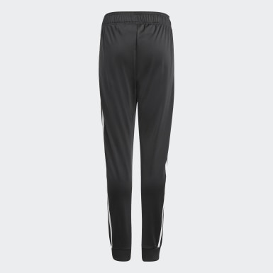 Kids Originals Black Adicolor SST Track Pants