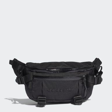 Originals Svart Adventure Waist Bag