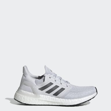 Tenis para correr Ultraboost 20 Gris Mujer Running