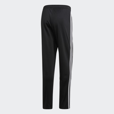 Men Training Black Tiro 19 Polyester Tracksuit Bottoms