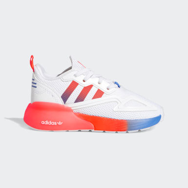 ZX 2K Shoes Bialy