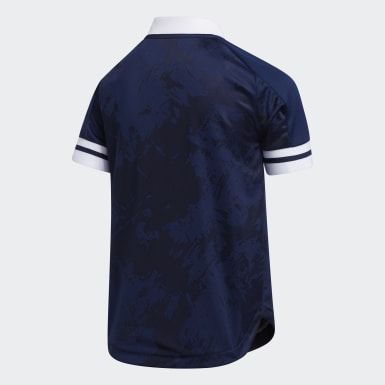Maillot Condivo 20 Bleu Enfants Football