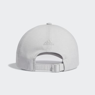 Women Golf Grey Crestable Heathered Cap