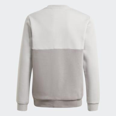 Sweatshirt adidas SPRT Collection Cinzento Criança Originals