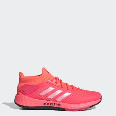 Sapatos HD Pulseboost Rosa Mulher Running