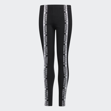 Youth 8-16 Years Originals Black Leggings