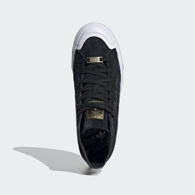 Chaussure Nizza Hi RF Noir Originals
