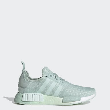 Women Originals Turquoise NMD_R1 Shoes