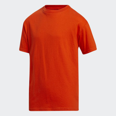 Youth Training Orange Amplifier Tee