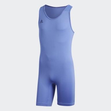 Cross Training Μπλε Powerlift Suit