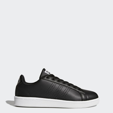 Kadın Sport Inspired Siyah Cloudfoam Advantage Clean Ayakkabı