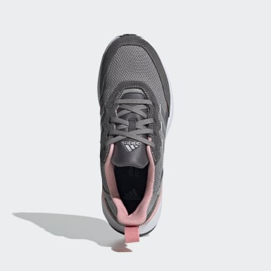 Kids Running Grey RapidaRun Elite Shoes