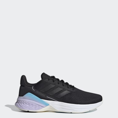 Women Running Black Response SR Shoes