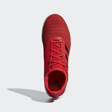 Calzado de Fútbol Predator 19.3 Rojo Hombre Fútbol