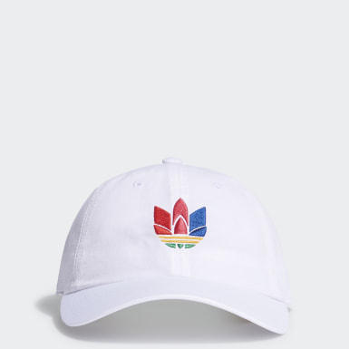 Originals White 3D Adicolor Vintage Ball Cap