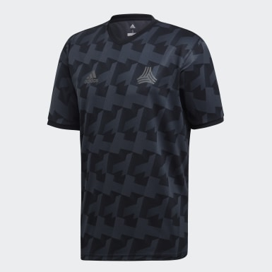 Camiseta TAN Gris Hombre Fútbol