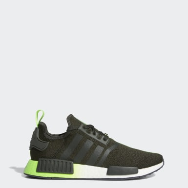 Originals Green NMD_R1 Star Wars Shoes