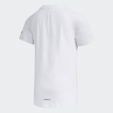 Playera ST Blanco Niña Training