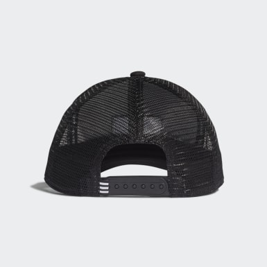 Originals Black R.Y.V. Trucker Cap