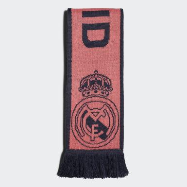 Futbal ružová Šál Real Madrid