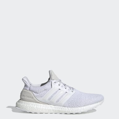 Chaussure Ultraboost DNA blanc Course