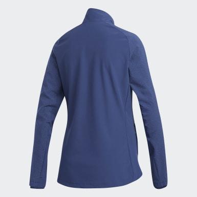 синий Куртка для бега Supernova Storm