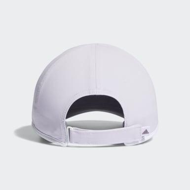 Women Training Purple Superlite Hat