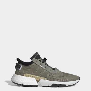 Men's Originals Green POD-S3.1 Shoes
