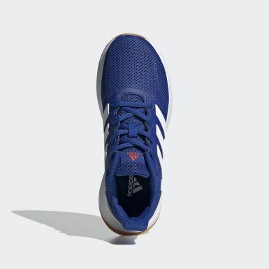 Kinder Running Runfalcon Schuh Blau