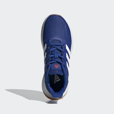Kids Running Blue Runfalcon Shoes
